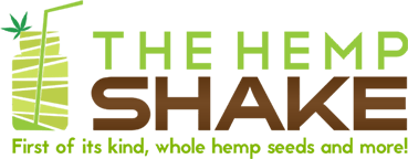 The Hemp Shake – First of its kind, whole hemp seeds and more!